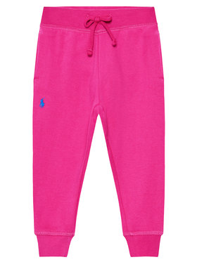 Polo Ralph Lauren Polo Ralph Lauren Jogginghose Fleece 311833611001 Rosa Regular Fit
