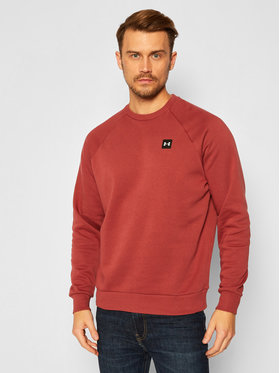 Under Armour Under Armour Bluză Ua Rival Fleece 1357096 Maro Loose Fit