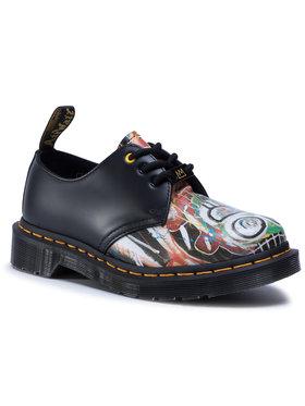 Dr. Martens Dr. Martens Félcipő 1461 Basquiat 26320001 Fekete