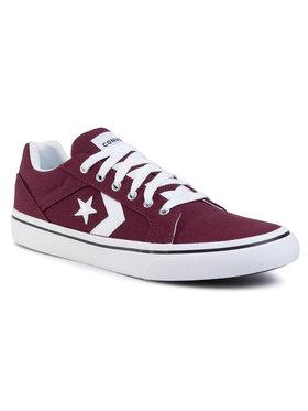 Converse Converse Πάνινα παπούτσια 167010C Μπορντό