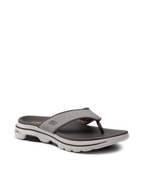 Skechers Skechers Tongs Go Walk 5 Varson 229005/TPE Gris