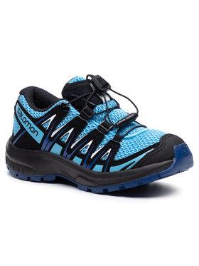 Salomon Salomon Chaussures de trekking Xa Pro 3D J 41244 09 W0 Bleu