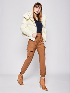 Tommy Jeans Tommy Jeans Póló Essential DW0DW06722 Sötétkék Loose Fit