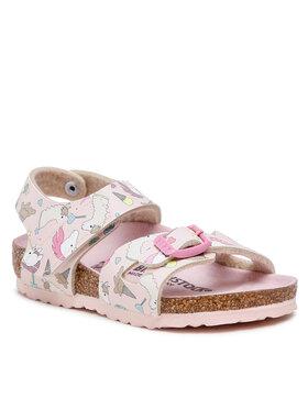 Birkenstock Birkenstock Sandále Colorado Kids Bs 1020282 Ružová