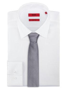 Hugo Hugo Cravate Tie Cm 6 50324543 Gris