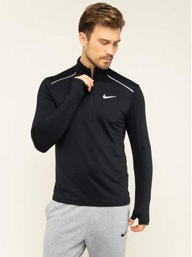 Nike Nike Bluza techniczna Element BV4721 Czarny Regular Fit