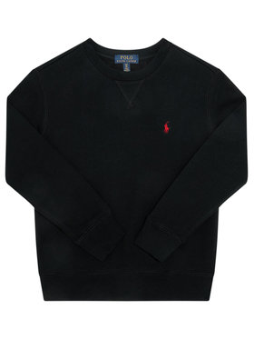 Polo Ralph Lauren Polo Ralph Lauren Sweatshirt Bsr 323772102004 Schwarz Regular Fit