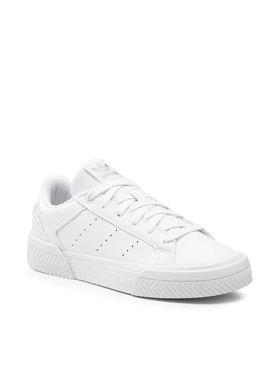 adidas adidas Chaussures Court Tourino W H05280 Blanc