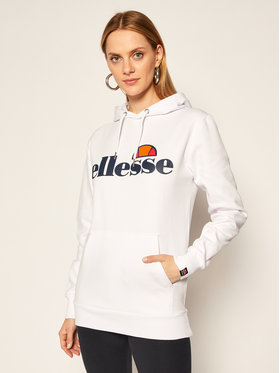 Ellesse Ellesse Felpa Picton Oh SGC07461 Bianco Regular Fit