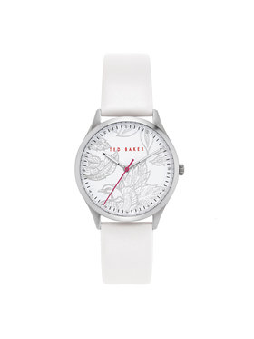 Ted Baker Ted Baker Zegarek BKPBGS003 Biały