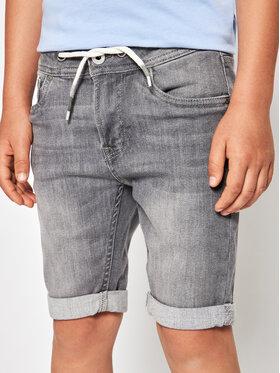 Pepe Jeans Pepe Jeans Дънкови шорти GYMDIGO Joe PB800646 Сив Regular Fit