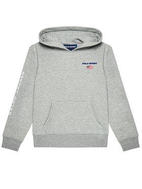 Polo Ralph Lauren Polo Ralph Lauren Sweatshirt Ls Po 323836667003 Grau Regular Fit