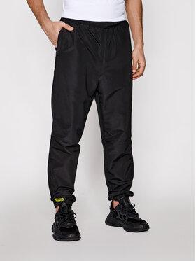 PROSTO. PROSTO. Spodnie dresowe KLASYK Air 1051 Czarny Regular Fit