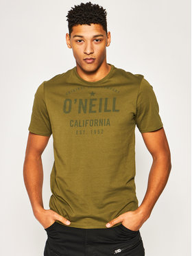 O'Neill Tričko Ocotillo 0A2302 Zelená Regular Fit