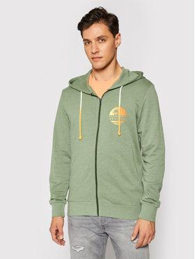 Jack&Jones Jack&Jones Bluză Laguna 12188282 Verde Regular Fit