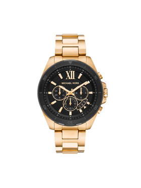 Michael Kors Michael Kors Montre Brecken Chronograph MK8848 Or