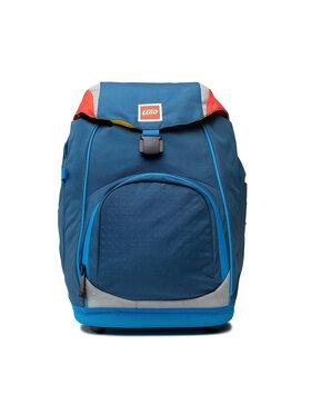 LEGO LEGO Kuprinė Nielsen School Bag 20193-2110 Tamsiai mėlyna
