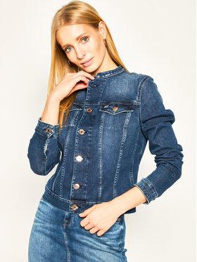 Tommy Jeans Tommy Jeans Τζιν μπουφάν Trucker Dyadk DW0DW08282 Σκούρο μπλε Slim Fit