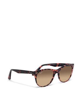 Ray-Ban Ray-Ban Okulary przeciwsłoneczne Wayfarer II 0RB2185 133451 Brązowy