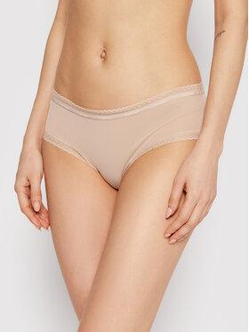 Calvin Klein Underwear Calvin Klein Underwear Figi klasyczne 000QD3767E Beżowy