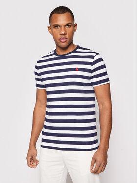 Polo Ralph Lauren Polo Ralph Lauren T-Shirt Classics 710823560001 Kolorowy Custom Slim Fit