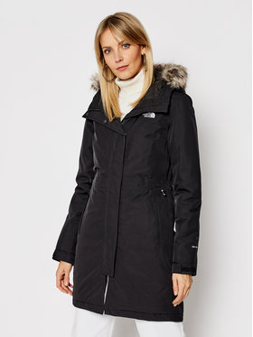 The North Face The North Face Parka Recycled Zaneck NF0A4M8YJK31 Czarny Regular Fit