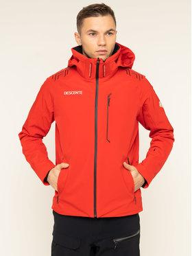 Descente Descente Geacă de schi Finnder DWMOGK50 Roșu Regular Fit