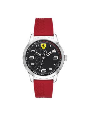 Scuderia Ferrari Scuderia Ferrari Karóra Pitlane 0840019 Piros