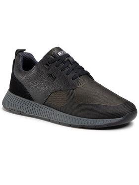 Boss Boss Sneakers Titanium 50446667 10232903 01 Negru