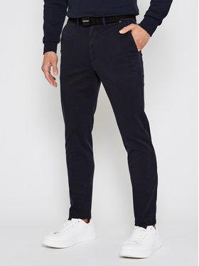 Calvin Klein Calvin Klein Chino nohavice K10K106894 Tmavomodrá Slim Fit