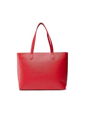 Silvian Heach Silvian Heach Дамска чанта Shopper Bag (Saffiano) Aspekt RCA21012BO Червен