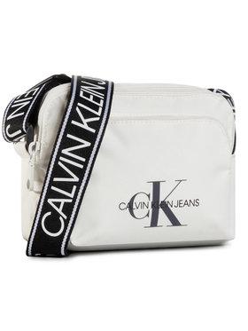 Calvin Klein Jeans Calvin Klein Jeans Kabelka Camera Bag W/Pckt K60K606868 Biela