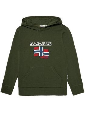 Napapijri Napapijri Sweatshirt K Birex H NP0A4EQ1 S Vert Regular Fit