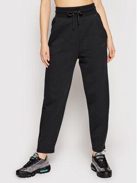 Nike Nike Teplákové nohavice Sportswear Tech Fleece CW4294 Čierna Loose Fit
