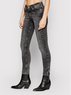 Calvin Klein Jeans Calvin Klein Jeans Jeansy J20J215402 Szary Skinny Fit
