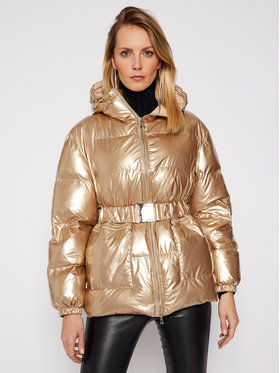 Patrizia Pepe Patrizia Pepe Pernate jakne 8S0350/A8S7-Y401 Zlatna Regular Fit