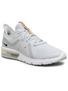 Nike Nike Topánky Air Max Sequent 3 908993 008 Sivá