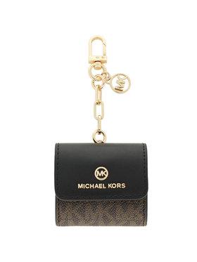 MICHAEL Michael Kors MICHAEL Michael Kors Etui na słuchawki Travel Accessories 34H0GTML0B Czarny