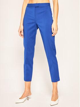 DKNY DKNY Παντελόνι υφασμάτινο P0AK9AWP Μπλε Slim Fit