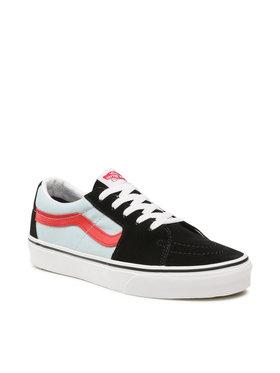 Vans Vans Sneakers aus Stoff Sk8-Low VN0A4UUKA0K1 Schwarz