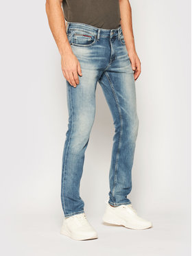 Tommy Jeans Tommy Jeans Slim Fit farmer Scanton DM0DM09766 Sötétkék Slim Fit