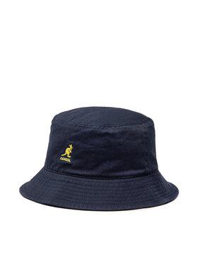 Kangol Kangol Cappello Bucket Washed K4224HT Blu scuro