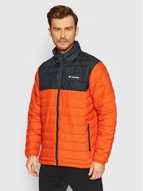 Columbia Columbia Pernata jakna Powder Lite 1698001 Crvena Regular Fit