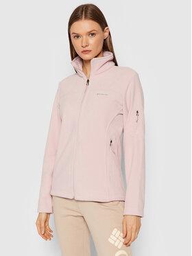 Columbia Columbia Polár kabát Fast Trek 1465351 Rózsaszín Regular Fit