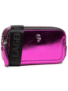 KARL LAGERFELD KARL LAGERFELD Дамска чанта 210W3077 Виолетов