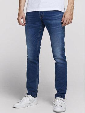 Jack&Jones Jack&Jones Jeansy Slim Fit Glen 12175975 Modrá Slim Fit