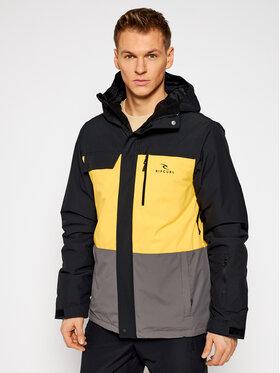Rip Curl Rip Curl Snowboardová bunda Twister SCJEA4 Žlutá Regular Fit
