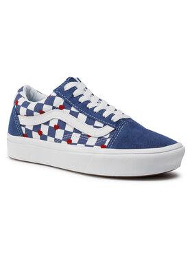 Vans Vans Tennis Comfycush Old Sko VN0A3WMAWI41 Bleu