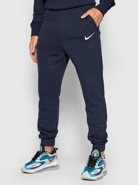 Nike Nike Teplákové nohavice Park 20 CW6907 Tmavomodrá Regular Fit