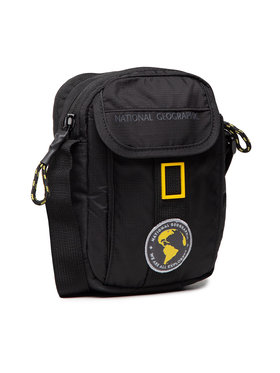 National Geographic National Geographic Válltáska Utility Bag N16983.06 Fekete